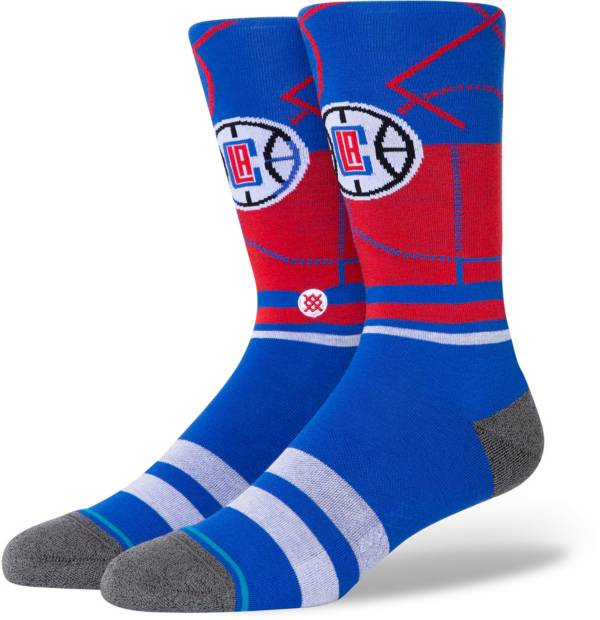 Stance Men's Los Angeles Clippers Cross Court Socks product image