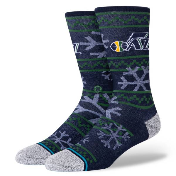 Stance Utah Jazz Frosted Crew Socks product image