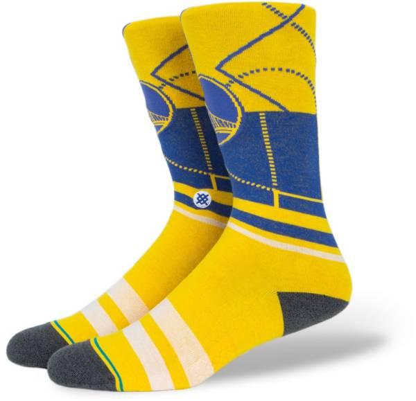 Stance Men's Golden State Warriors Cross Court Socks product image