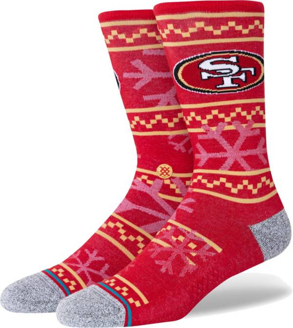 Stance San Francisco 49ers Frosted Crew Socks product image