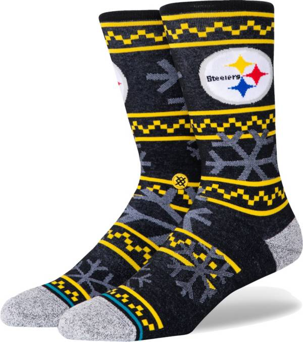 Stance Pittsburgh Steelers Frosted Crew Socks product image