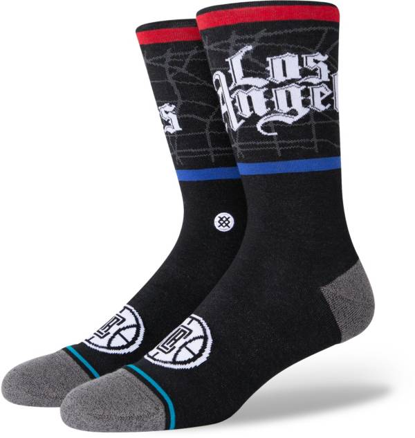 Stance 2020-21 City Edition Los Angeles Clippers Crew Socks product image
