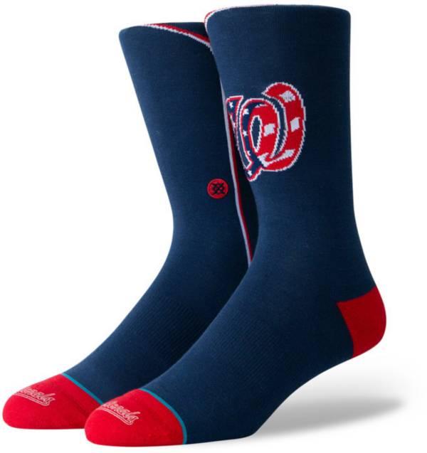 Stance Washington Nationals Home Jersey Crew Socks product image