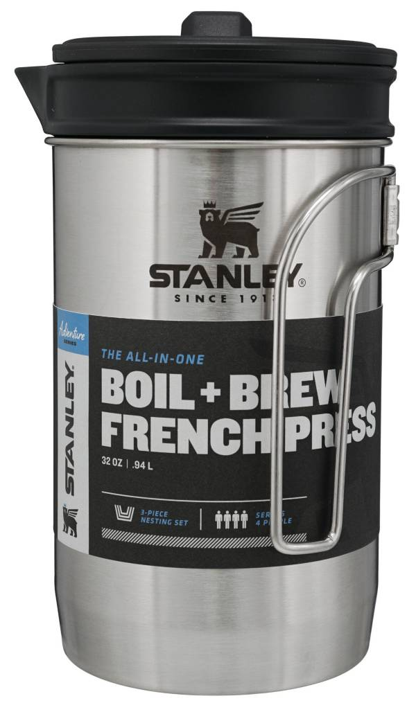 Stanley Stainless Steel Boil & Brew 32 oz. Coffee Press product image