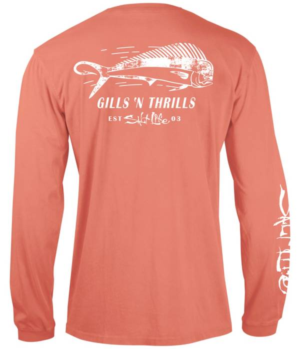 Salt Life Men's Seaway Long Sleeve Shirt product image