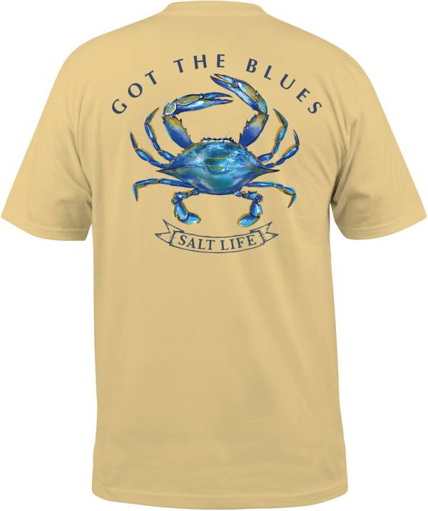 Salt Life Men's Got The Blues T-Shirt product image