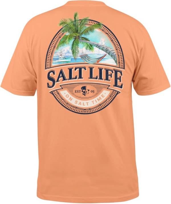 Salt Life Men's Hammock Time Pocket T-Shirt product image