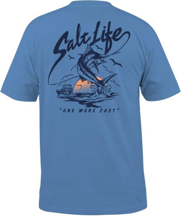 Salt Life Men's One More Cast T-Shirt product image