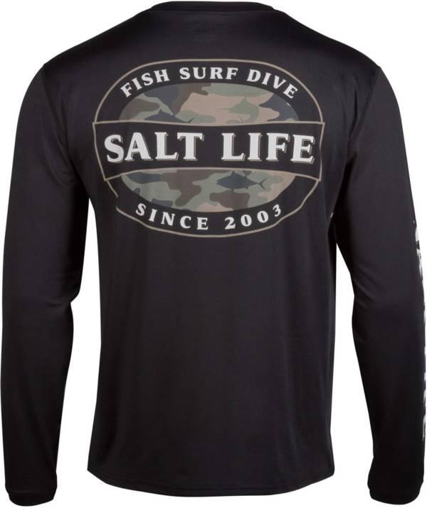 Salt Life Men's Rogue Badge Long Sleeve Graphic T-Shirt product image