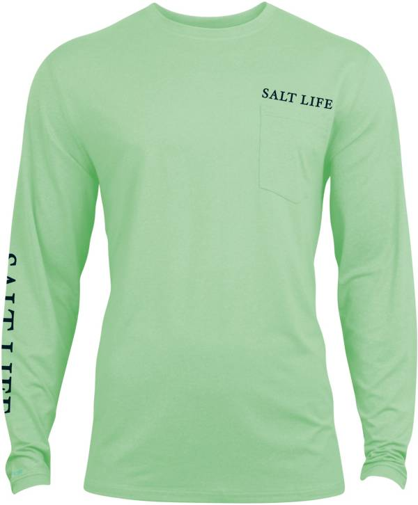 Salt Life Men's Sailin Long Sleeve Shirt product image