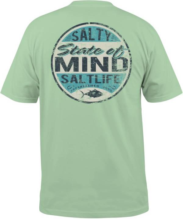 Salt Life Men's Salty Mind Pocket T-Shirt product image
