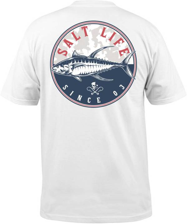 Salt Life Men's Tuna Mission Short Sleeve Graphic T-Shirt product image