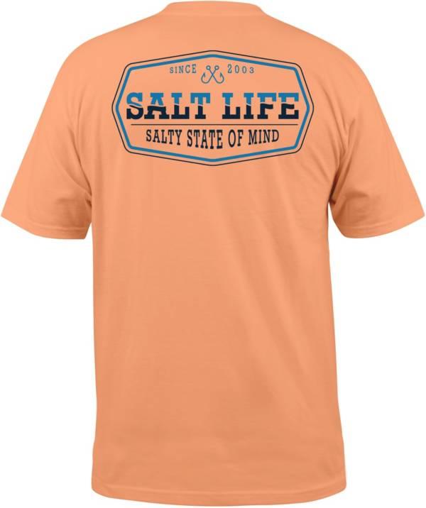 Salt Life Men's Wavin Pocket T-Shirt product image