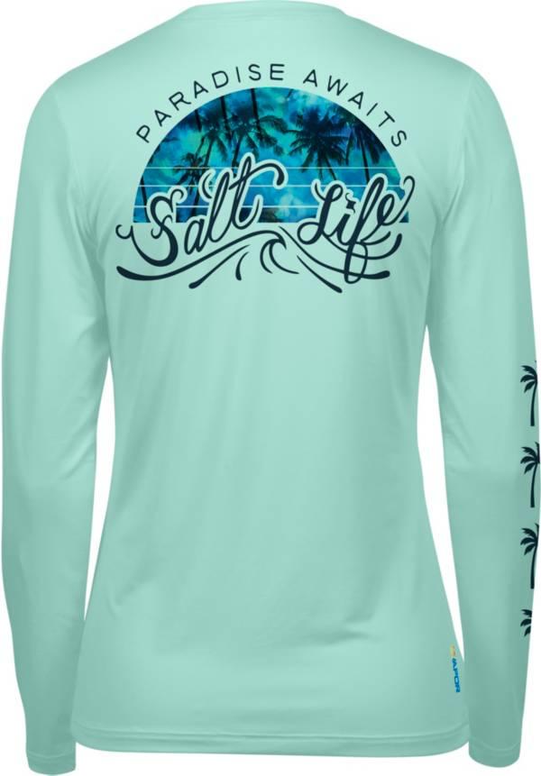 Salt Life Women's Palm Storm Long Sleeve Shirt product image