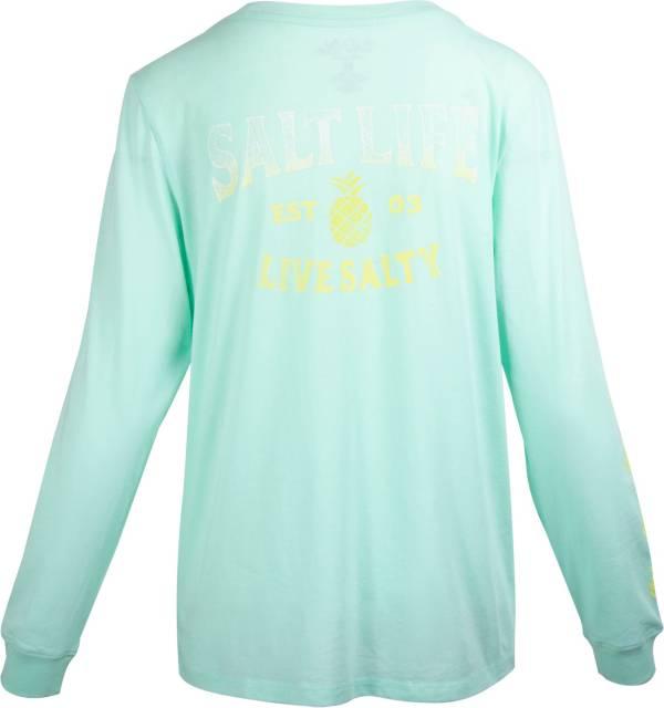 Salt Life Women's Pineapple Whip Long Sleeve T-Shirt product image