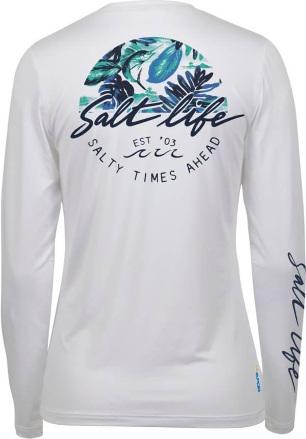 Salt Life Women's Escape to Paradise Long Sleeve Shirt product image