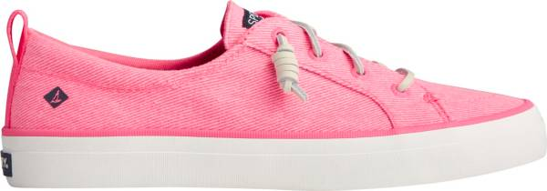 Sperry Women's Crest Vibe Washed Twill Casual Shoes product image