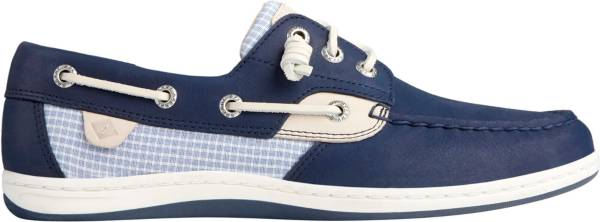 Sperry Women's Songfish Mini Check Boat Shoes product image