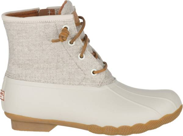 Sperry Women's Saltwater Wool Embossed Duck Thinsulate Winter Boots product image