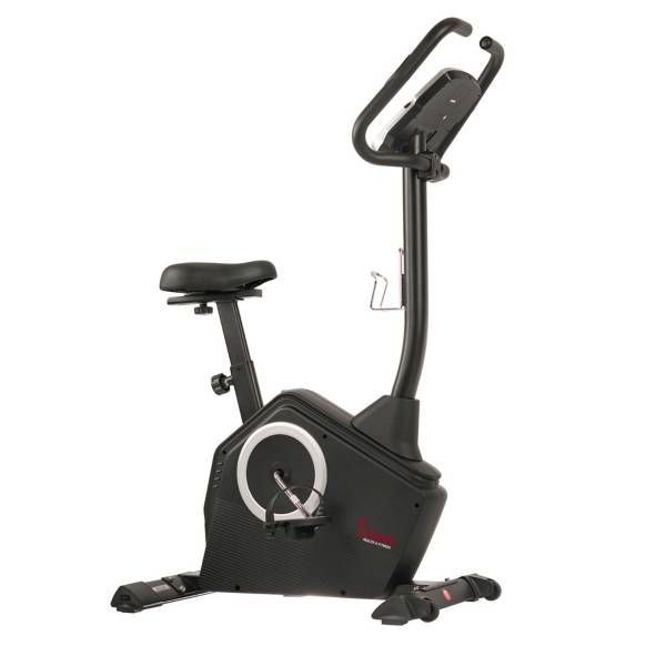 Sunny Health & Fitness Magnetic Upright Exercise Bike product image