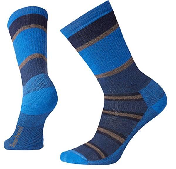 Smartwool Adult Hike Medium Striped Crew Socks product image