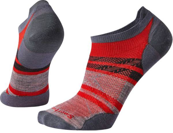 Smartwool Adult PhD Run Ultra Light Pattern Micro Socks product image