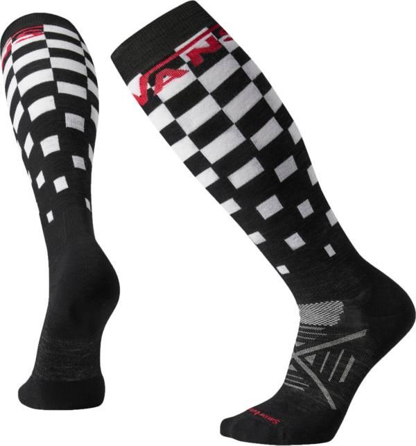 Smartwool PhD Snow VANS Checker Light Elite Socks product image