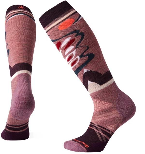 Smartwool Women's PhD Ski Medium Pattern Socks product image