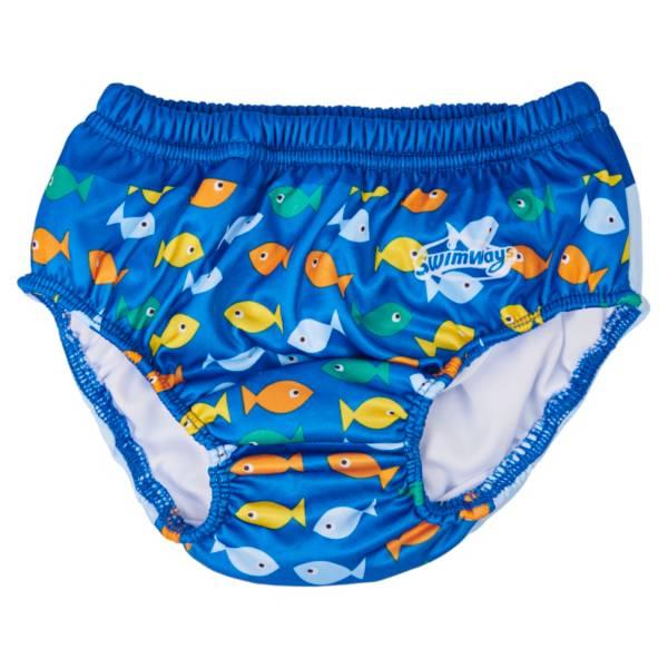 SwimWays Sea Monster Swim Diaper product image