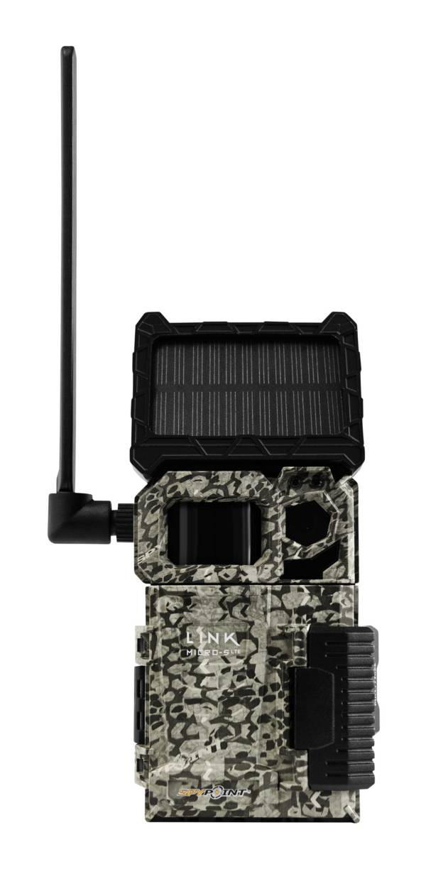 Spypoint LINK-MICRO-S-LTE Solar Cellular Camera product image