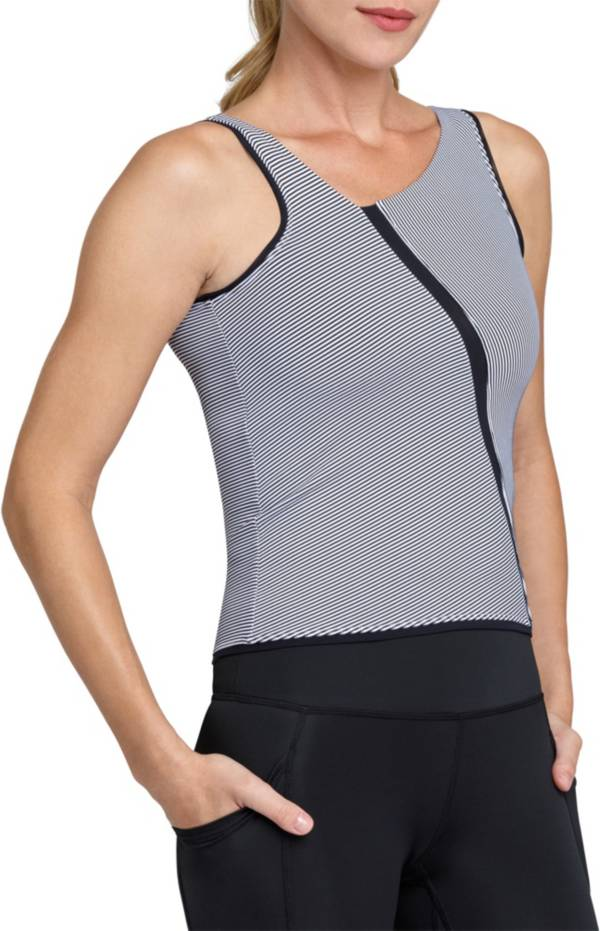 Tail Women's Dominica V-Neck Crop Tank Top product image