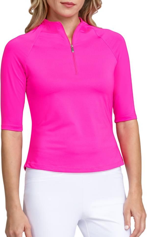 Tail Women's Ari Mid Sleeve Golf Polo product image