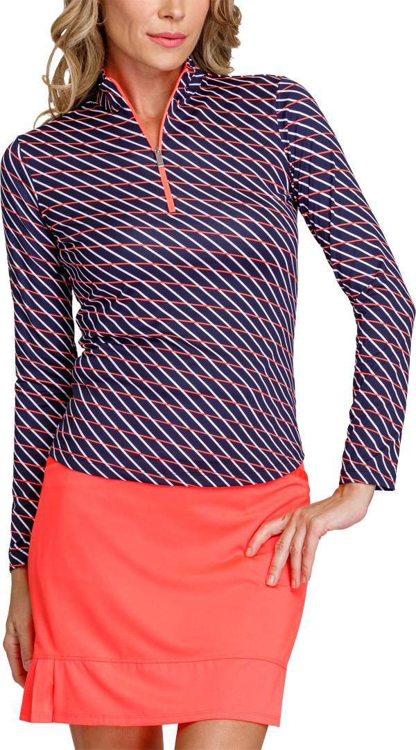 Tail Women's ¼ Zip Long Sleeve Golf Pullover product image