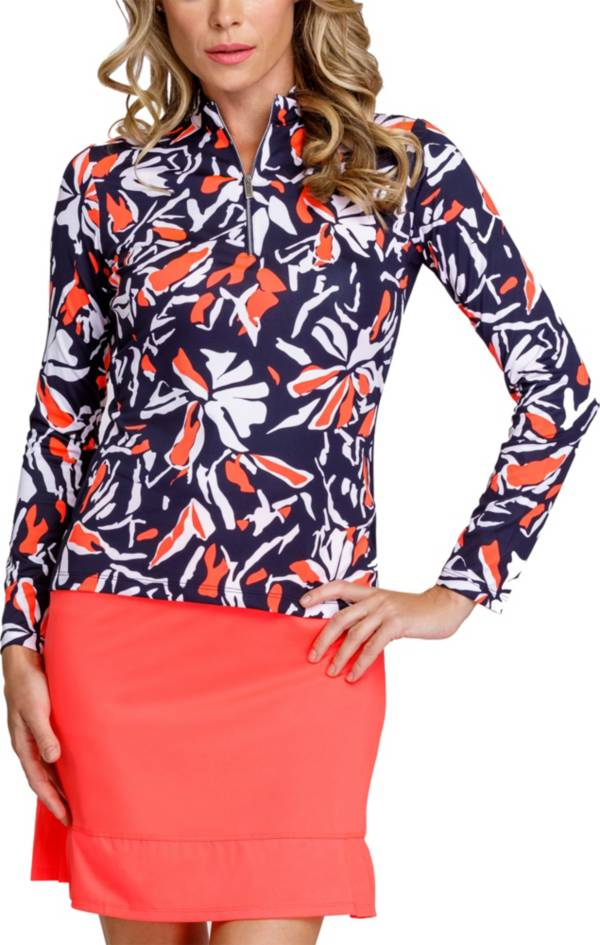 Tail Women's Printed ¼ Zip Long Sleeve Golf Pullover product image