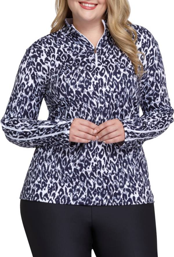Tail Women's Long Sleeve Golf Pullover – Extended Sizes product image