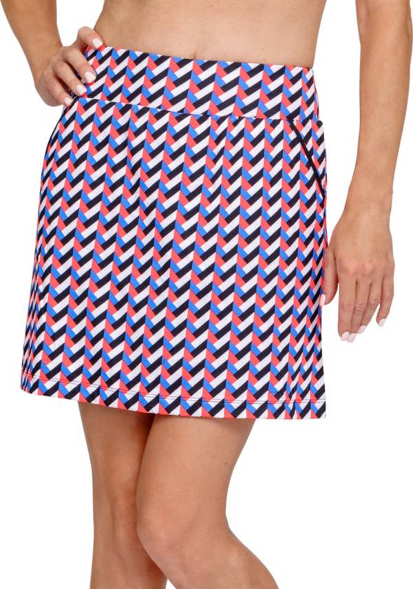 Tail Women's Printed 18'' Golf Skirt product image