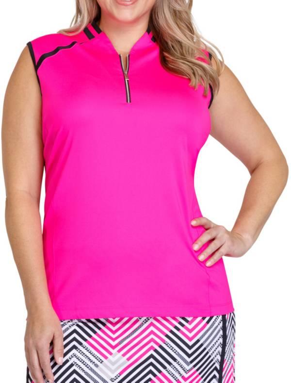 Tail Women's Raglan Sleeveless Golf Polo - Plus Size product image