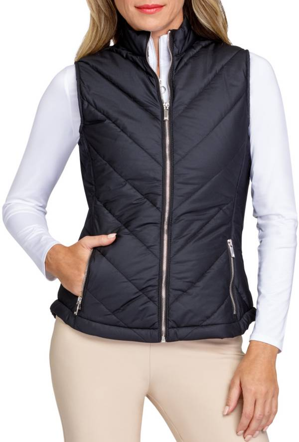 Tail Women's Sonny Quilted Golf Vest product image