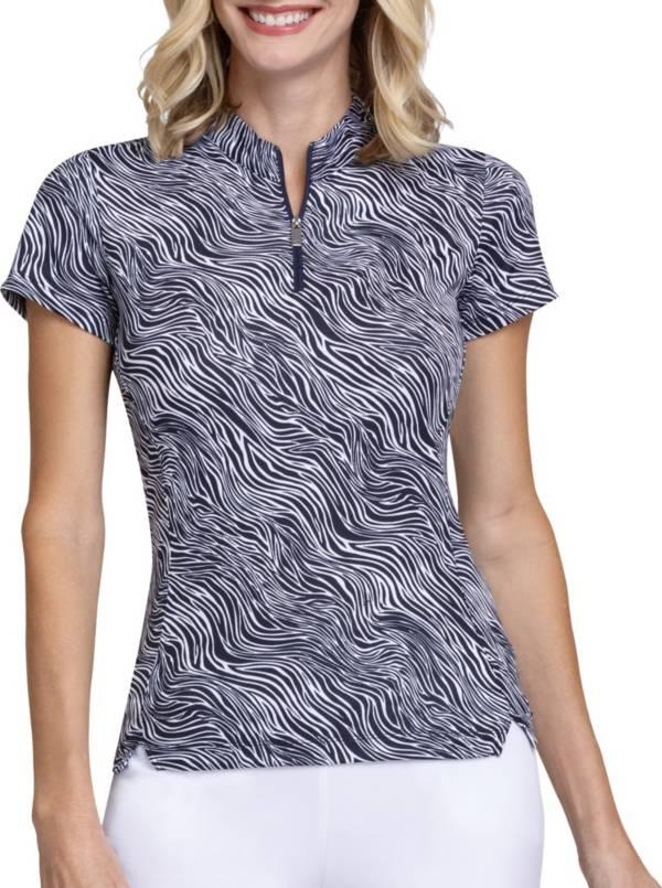 Tail Women's Mini-Mock Short Sleeve Golf Polo product image