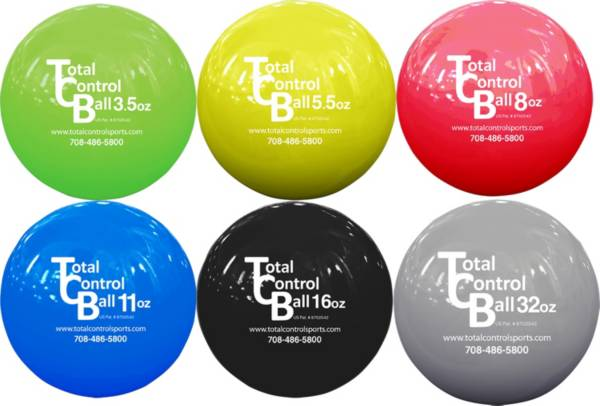 Total Control Sports TCB Weighted Plyo Ball Set - 6 Pack product image