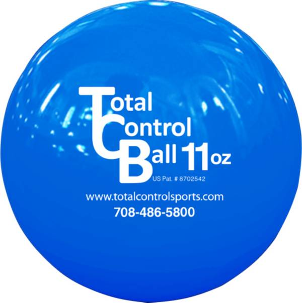 Total Control Sports TCB 11 Oz. Weighted Plyo Ball product image