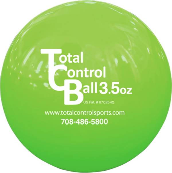 Total Control Sports TCB 3.5 Oz. Weighted Plyo Ball product image