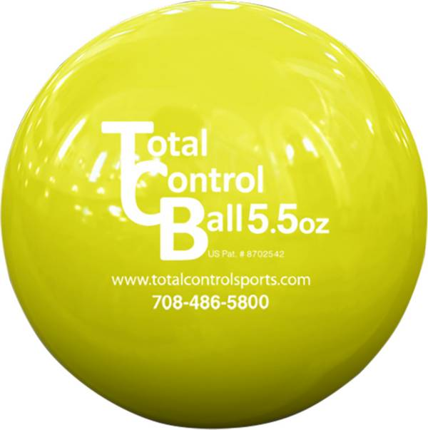Total Control Sports TCB 5.5 Oz. Weighted Plyo Ball product image