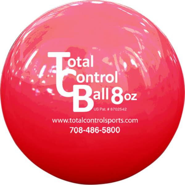 Total Control Sports TCB 8 Oz. Weighted Plyo Ball product image