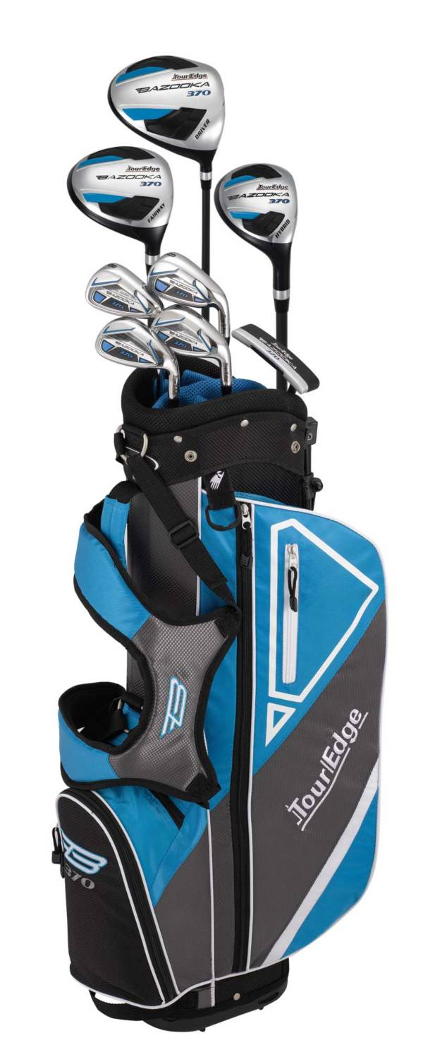 Tour Edge Bazooka 370 Varsity 9-Piece Set product image