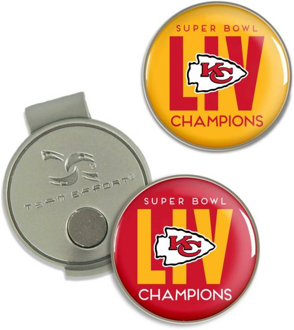 Team Effort Kansas City Chiefs Super Bowl Champions Hat Clip & Ball Marker product image