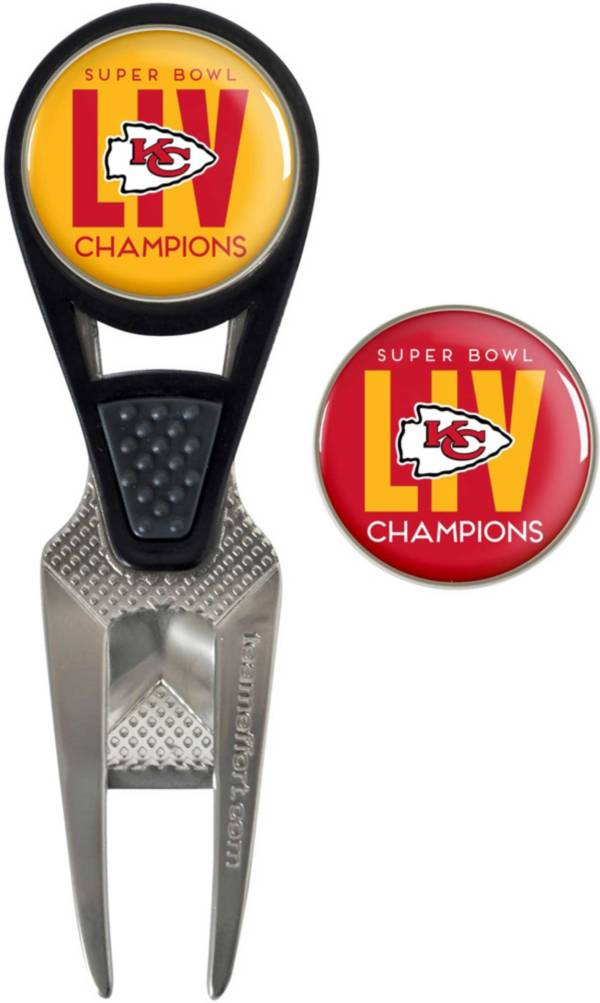 Team Effort Kansas City Chiefs Super Bowl Champions Golf Repair Tool product image