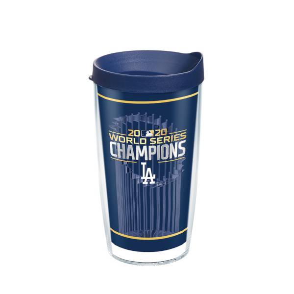 Tervis 2020 World Series Champions Los Angeles Dodgers 16oz. Clear Tumbler product image