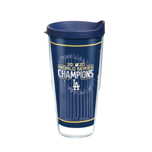 Tervis 2020 World Series Champions Los Angeles Dodgers 24oz. Clear Tumbler product image