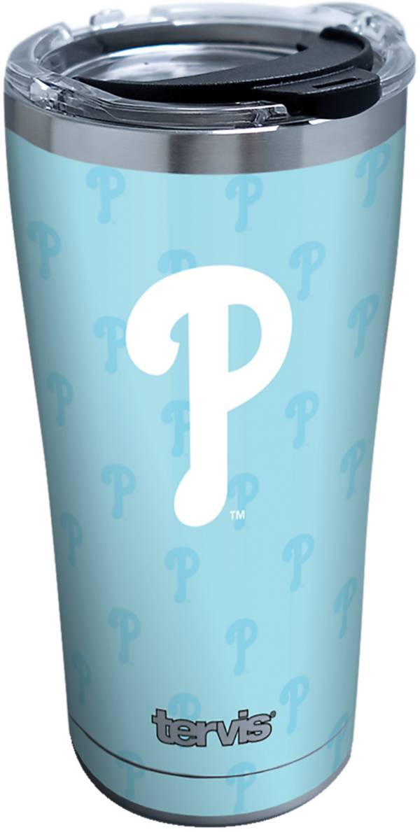 Tervis Philadelphia Phillies 16oz. Repeat Logo Stainless Steel Tumbler product image